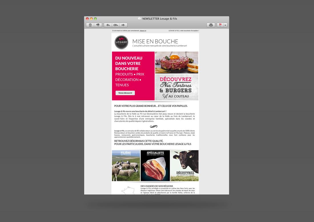Boucheries Lesage & Fils