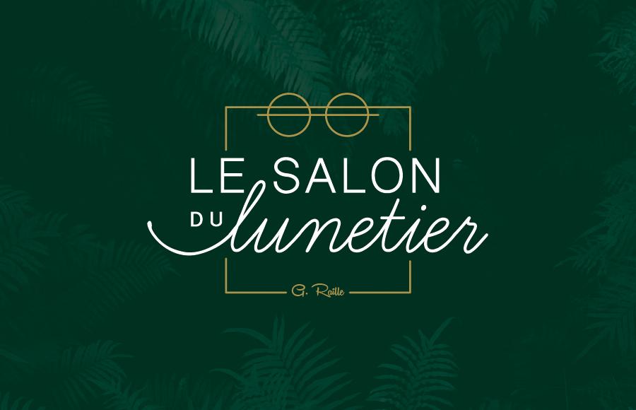 Logo Salon du Lunetier La Madeleine