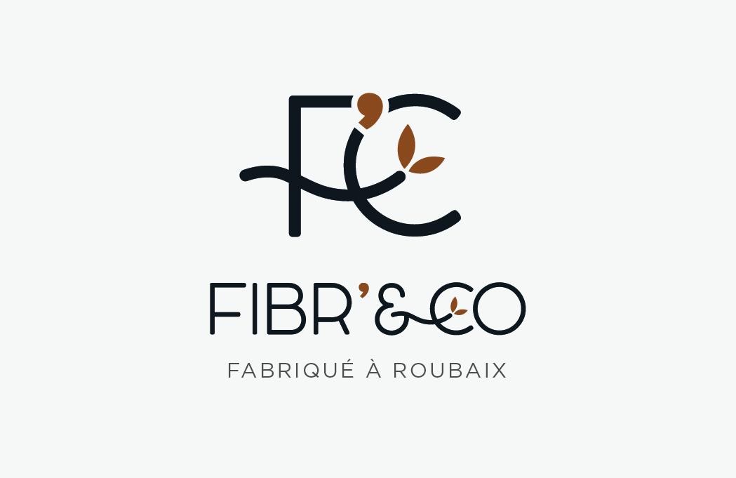logo branding marque fibrandco