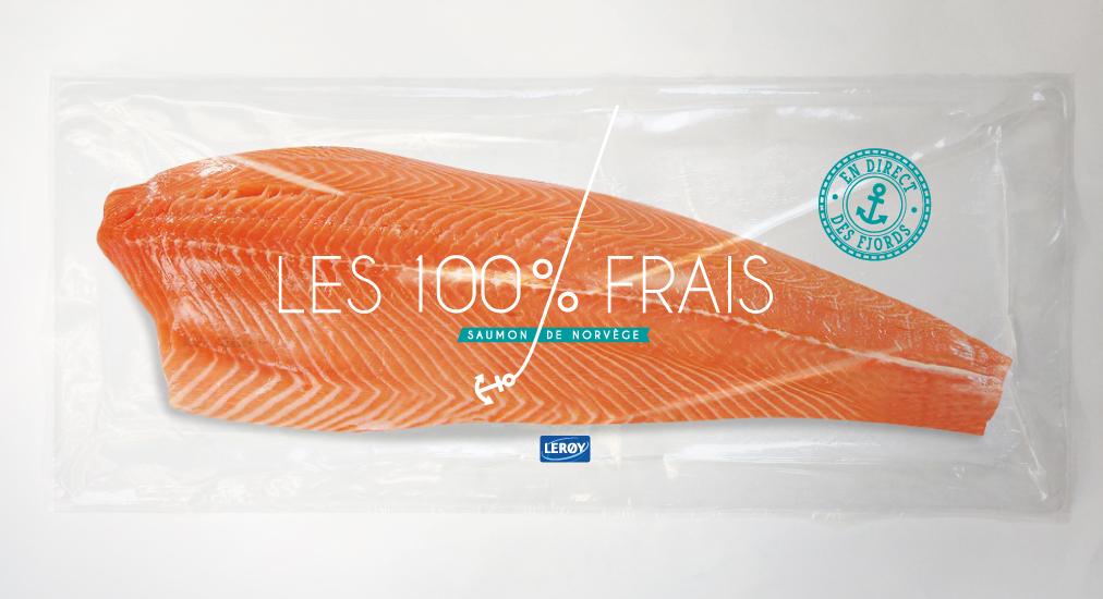 saumon frais entier leroy seafood
