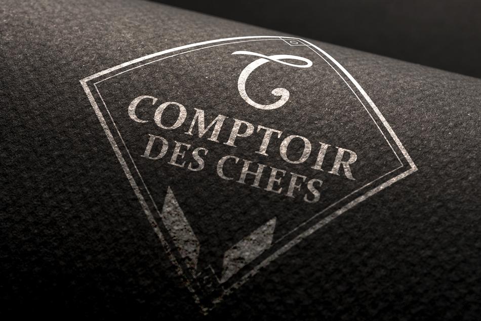 grossiste restaurant comptoir des chefs logo