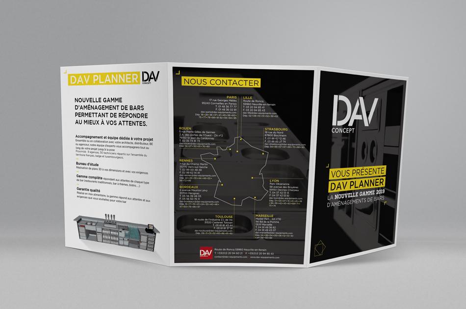 DAV concept brochure