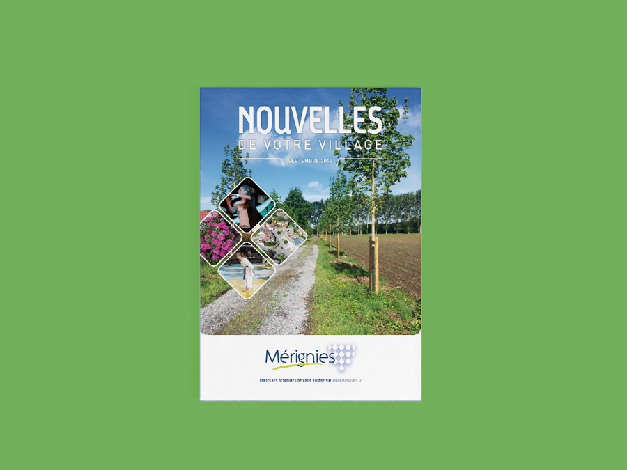 mérignies journal couverture